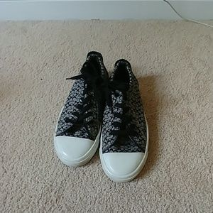 Women's Coach Sneakers canvas leather size 8
